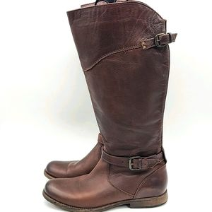 Frye Phillips Riding Leather Boots